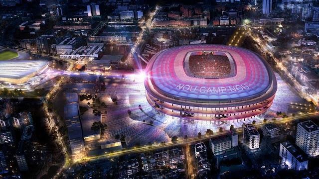 El Barça no tiene dinero para el nuevo Camp Nou