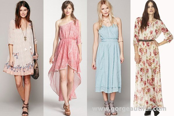 What To Wear To A Bohemian Wedding