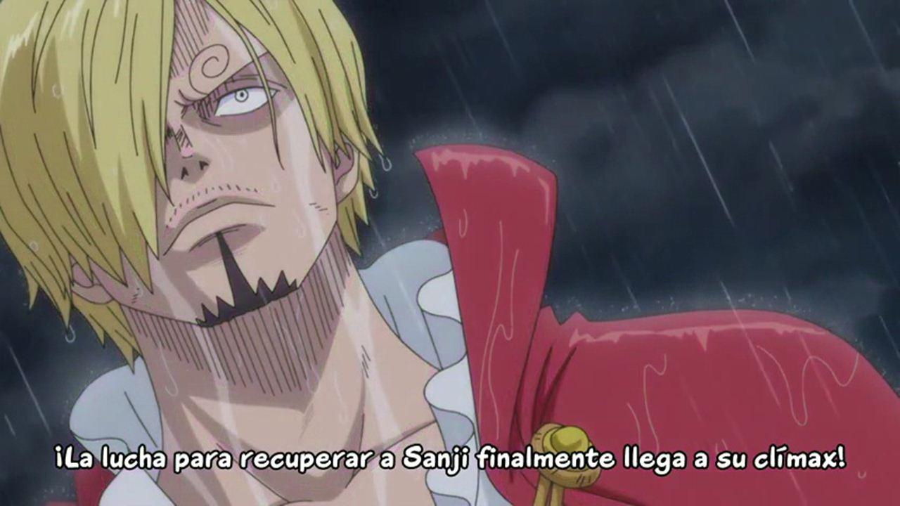 One Piece Capítulo 825