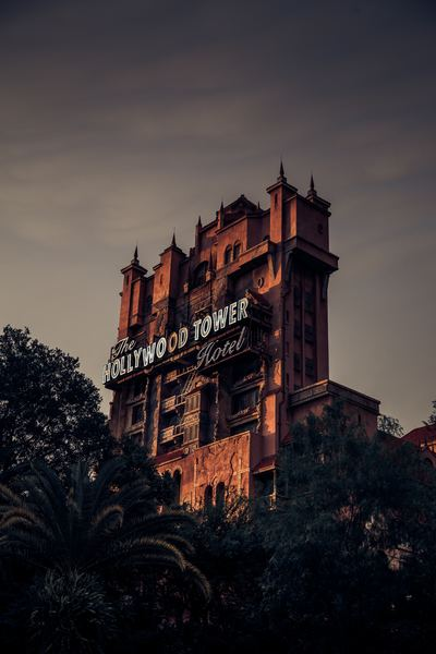 Hollywood Tower on Florida