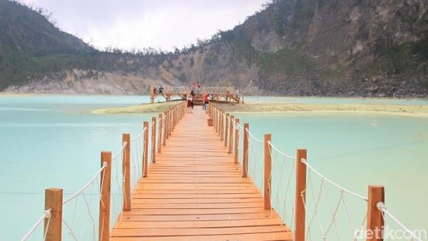 Kawah Putih Destinasi Wisata Keren Di Kota Bandung