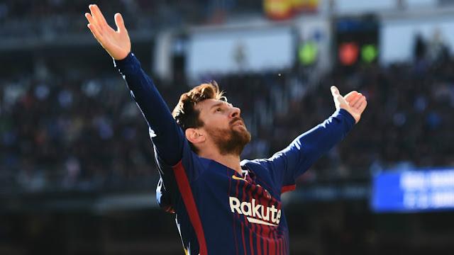 Tin HOT bóng đá sáng 8/2: Messi từ chối lương khủng ở Trung Quốc 1