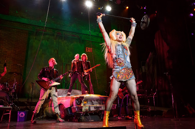 Hedwig and the Angry Inch, Fisher Theatre (Detroit)