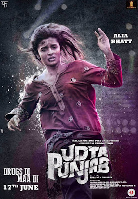 Udta Punjab 2016 Movie Poster | Alia Bhatt
