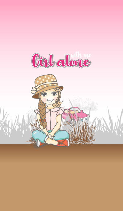 Girl alone with me