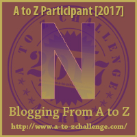#AtoZchallenge N holiday in April