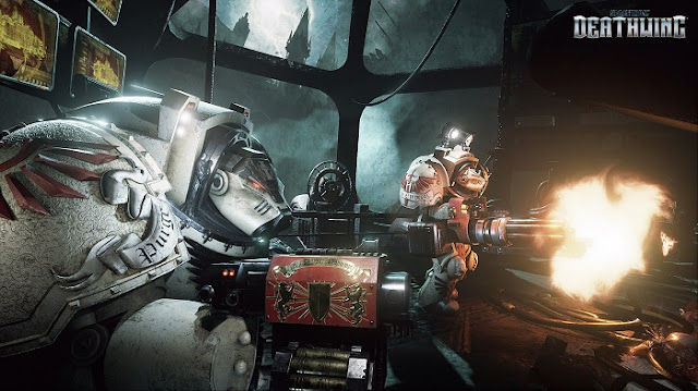 Read Space Hulk Deathwing Gameplay