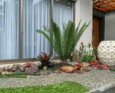 macam - macam desain taman kering surabaya