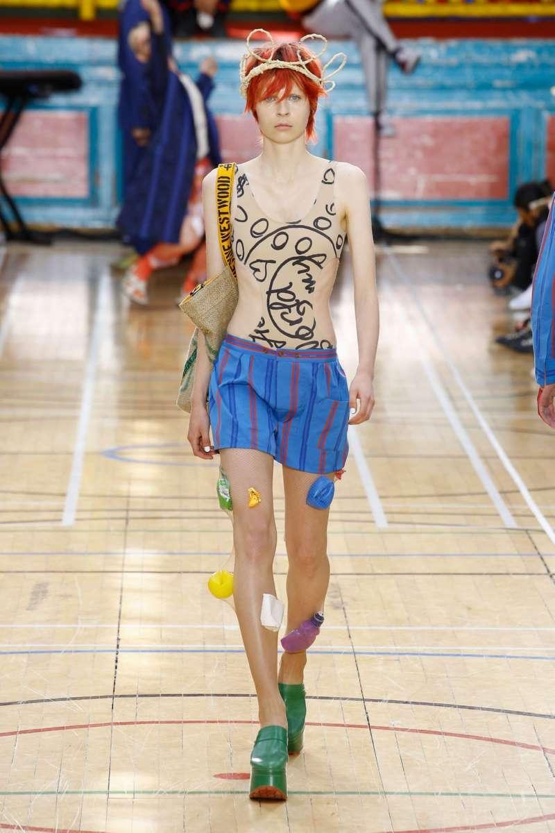 Vivienne Westwood Spring Summer 2018 London Fashion Week