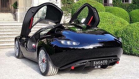 2017 2016 Maserati Mostro Zagato Review Car Drive And Feature