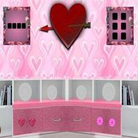 8bGames - Valentine House Escape