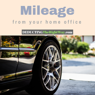 business miles you can deduct | www.deductingtherightway.com