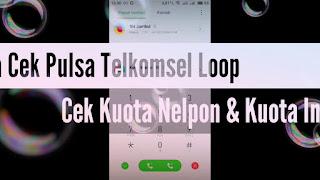 Telkomsel menjadi provider paling besar di indonesia Cara Cek Kuota Telkomsel Lewat Sms