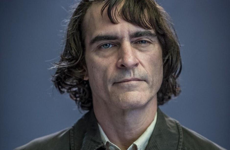 "Joaquin Phoenix como ""Coringa"""