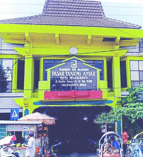 Proyek Revitalisasi Pasar Tanjung Anyar Molor Lagi