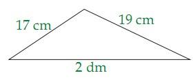 Soal Matematika 4 SD Semester 1 Bab Keliling dan Luas Bangun Datar