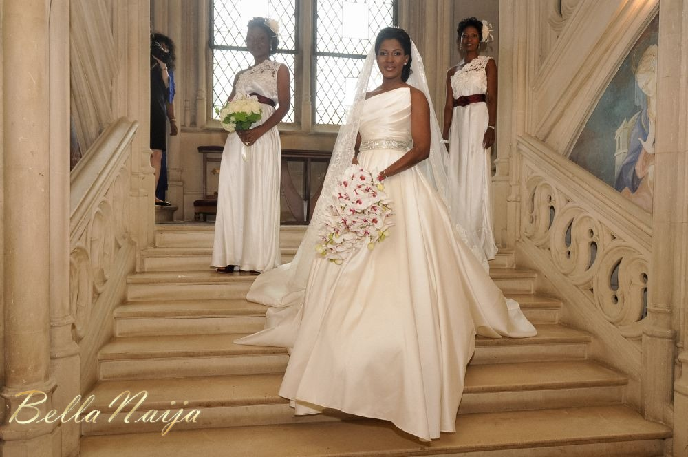 Nigerian Bridesmaids & Headpieces