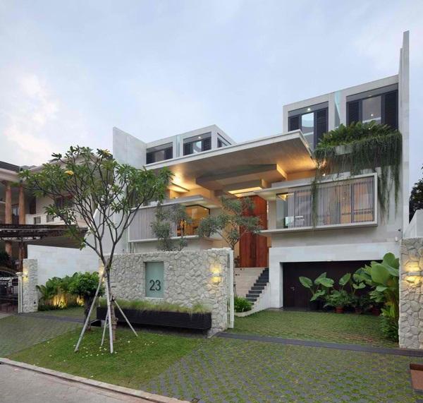 Permalink to Inspirasi Penataan Depan Rumah Mewah Modern