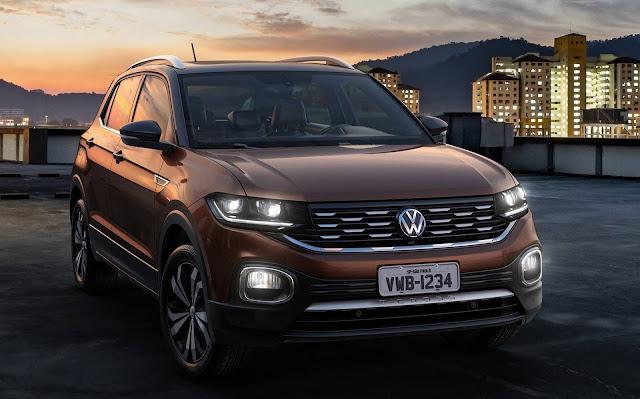 Volkswagen T-Cross 2019 - Preço