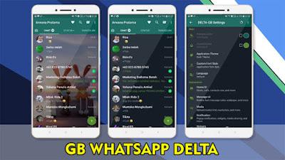 Download GBWhatsApp Delta APK v1.1.1 Versi Terbaru Januari 2019
