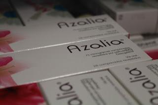Perdas de sangue (escapes) com pílula azalia®