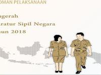 Pedoman Pelaksanaan Anugrah Aparatur Sipil Negara Terbaru Tahun 2018