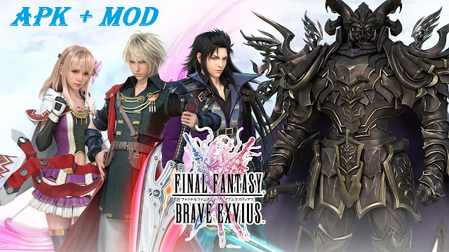 Download Final Fantasy Brave Exvius Apk Mod Game