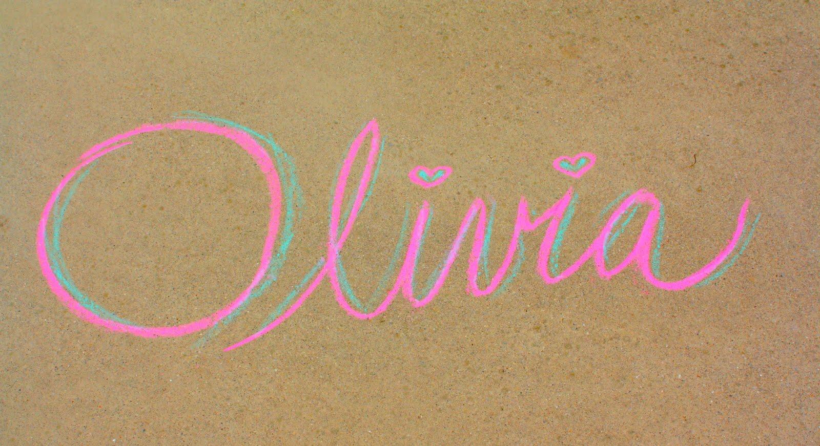 Our journey for olivia ryan olivia 39 s 1st birthday - Ryan name wallpaper ...