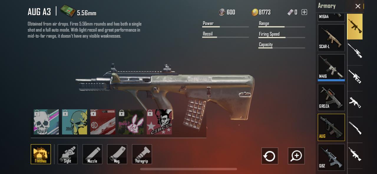 بندقية Groza