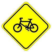 riesgo de no estar asegurados circulando con bicicleta
