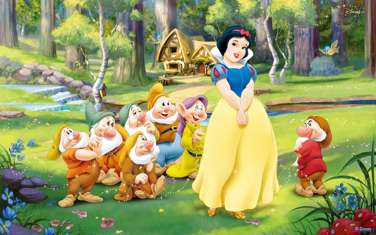 Tech-media-tainment: Disney princesses as plus-sized ladies