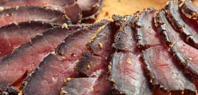 thin sliced beef jerky recipe