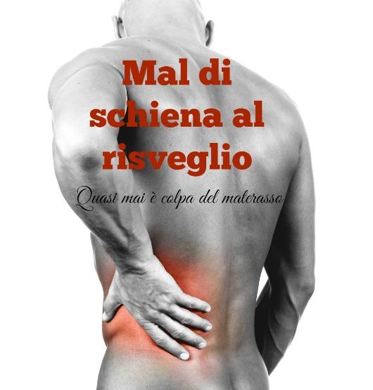 Cintura speciale per trattamento di una spina dorsale