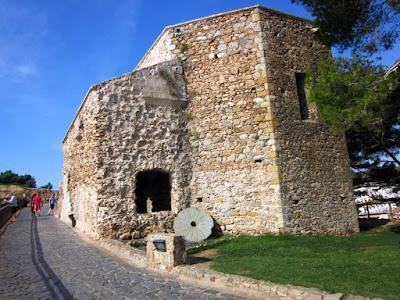 Iglesia gotica de Tossa de Mar