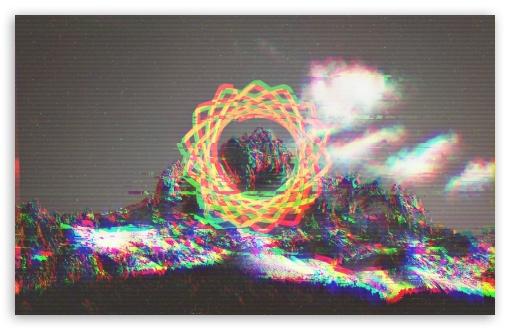 تطبيق Glitchy للتعديل على صورك بشكل إحترافي و إضافة تاثير ال Glitch !