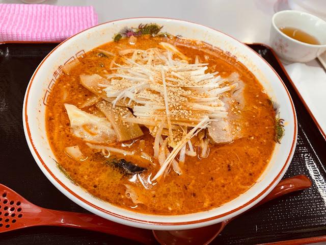 市場中食堂-辣味噌拉麵