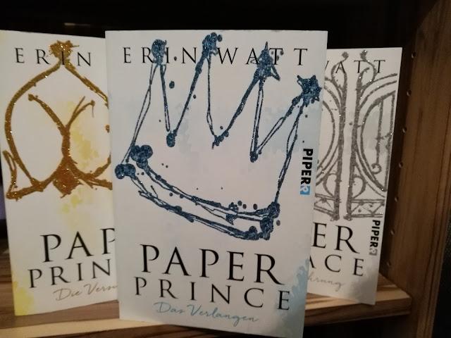 Erin Watt - Paper Prince: Das Verlangen