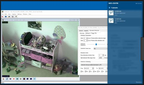 أفضل, برنامج, لتشغيل, كاميرات, مراقبة, من, خلال, الكمبيوتر, ContaCam, اخر, اصدار
