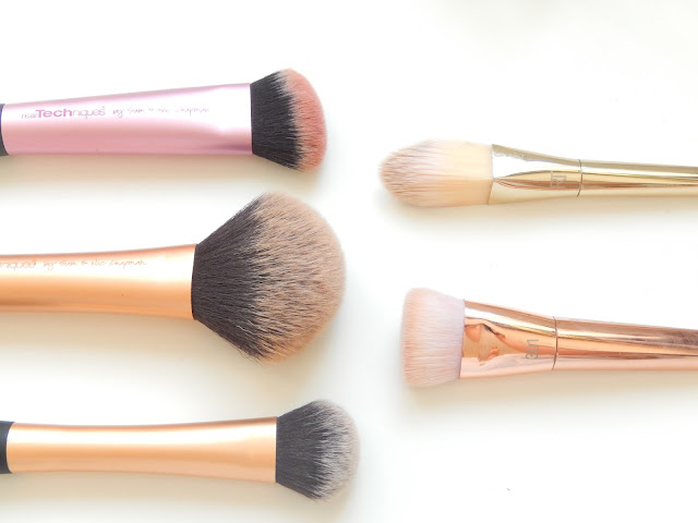 My favourite make up brushes blog post from Beka's Beauty. British Beauty Blog