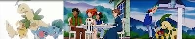 Pokemon Capitulo 43 Temporada 4 La Nueva Vida De Bayleef