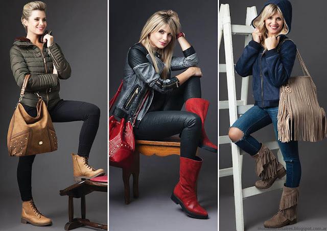 Moda otoño invierno 2016 bolsos y carteras. XL otoño invierno 2016.