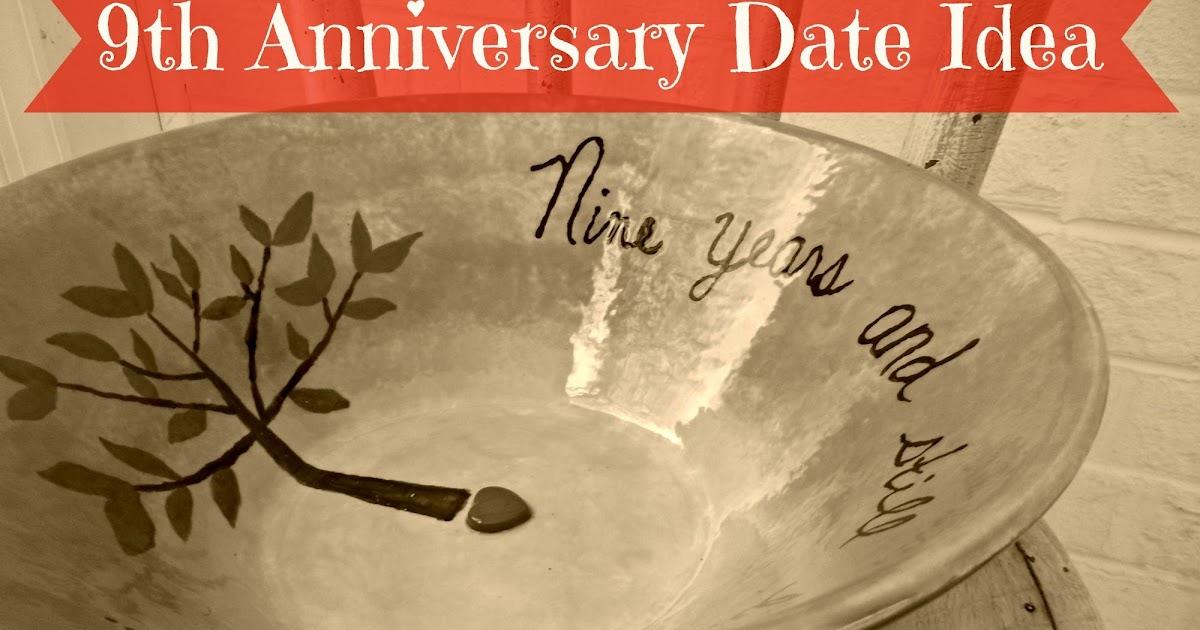 9th Wedding Anniversary Gift Ideas Her: Wedding Anniversary Gifts: Ninth Wedding Anniversary Gift