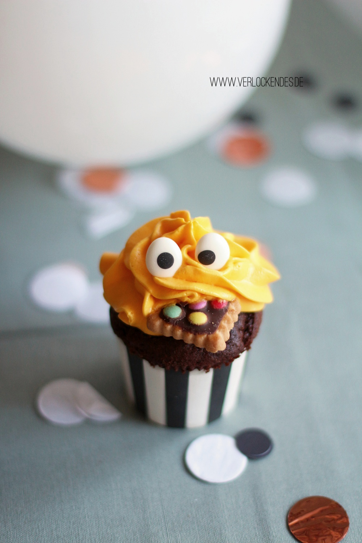 Einfache Muffins Kindergeburtstag