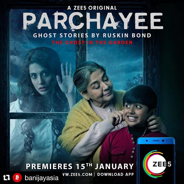 Parchayee: Ghost Stories 2019 Hindi Complete WEB Series 720p HEVC x265 [Episode 01]