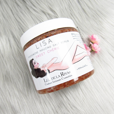 luz de la riva scrub - the beauty puff