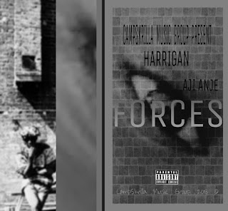 Music : Harrigan - Forces (ft Aji Anje)