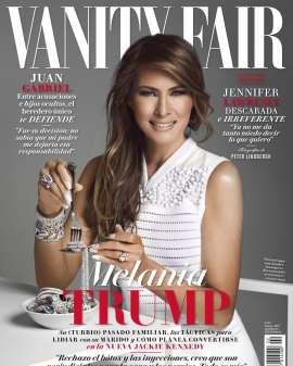Melania Trump's Vanity Fair Mexico cover draws ire: 'It's a lack of sensitivity'