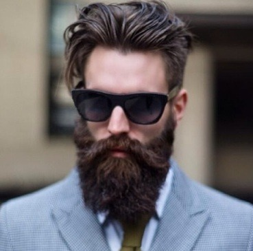 Incredible Get The Look How To Grow A Beard Faster Short Hairstyles Gunalazisus