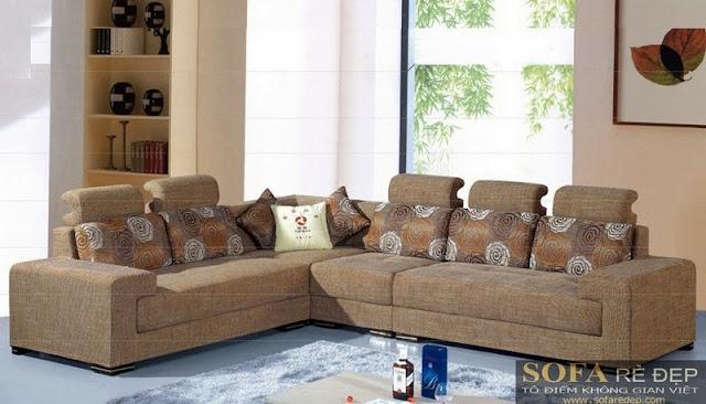 Sofa góc G036