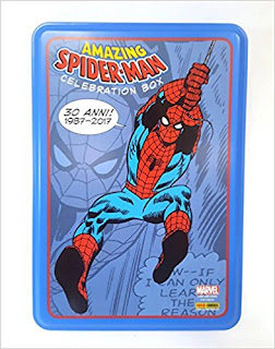 Amazing Spider-Man 30 Years Celebration Box - Blue Edition PDF